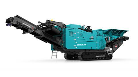 Powerscreen Trakpactor 250
