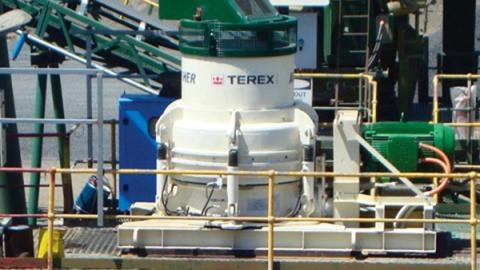 Série Terex TC